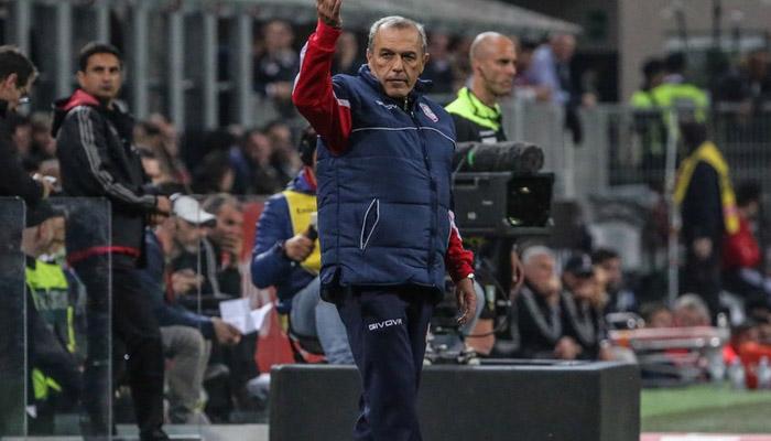 Castori, Udinese-Carpi - Fonte Twitter account ufficiale Carpi