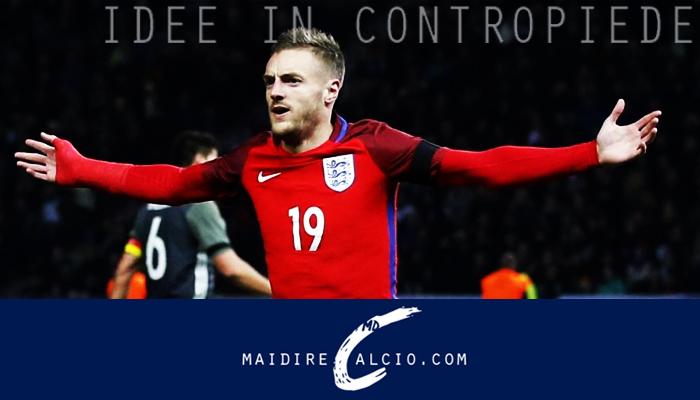 Jamie Vardy ci ripensa e fa felice Ranieri.
