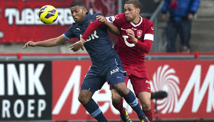 Tonny Emilio Trindade de Vilhena, Feyenoord - Fonte Twitter account ufficiale Tonny Vilhena