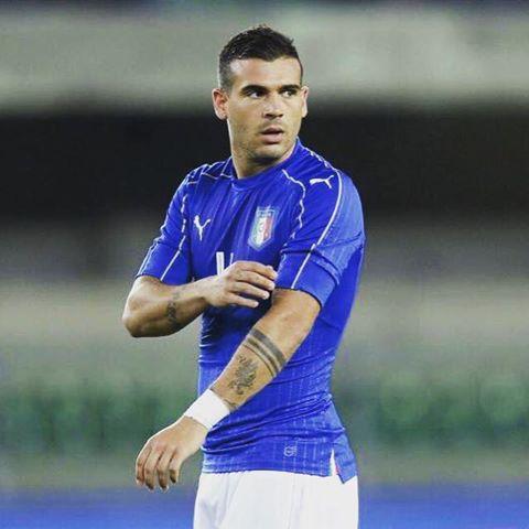 Sturaro con la maglia dell'Italia - FOTO: profilo ufficiale Facebook Stefano Sturaro