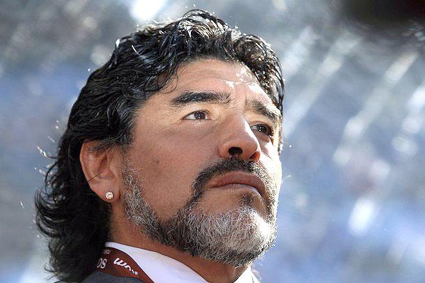 La partita del cuore di Maradona e l'anima dei napoletani