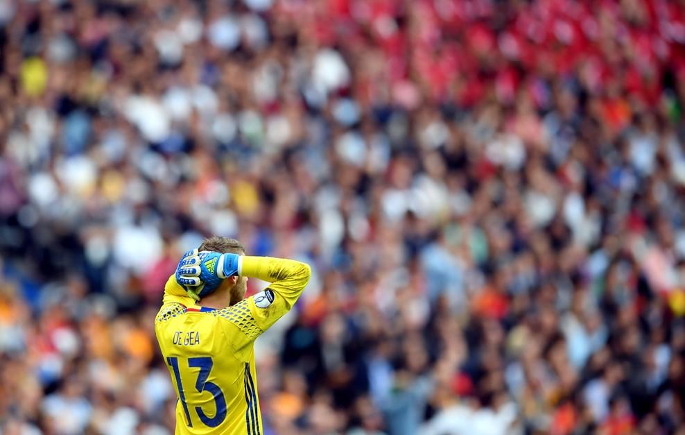De Gea - FOTO: uefa.com