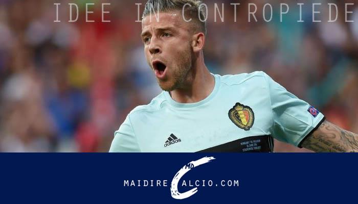 Toby Alderweireld, Belgio-Ungheria Euro 2016