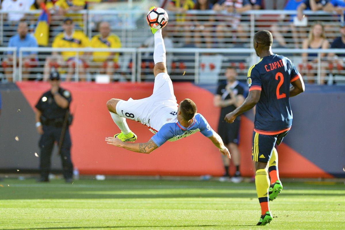 Stati Uniti Colombia Copa America 2016