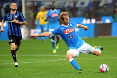 Ivan Strinic - Profilo Twitter SSC Napoli