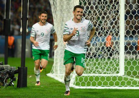 Italia-Irlanda 0-1 - Fonte: Twitter @UEFAEURO