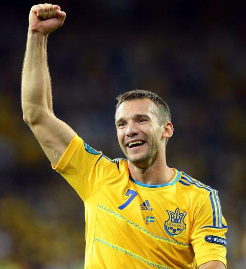 Account Twitter Shevchenko