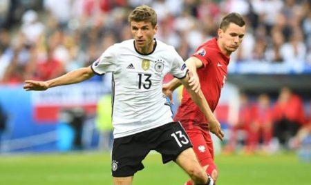 fonte: pagina facebook ufficiale Germany Football Team - Die Mannschaft