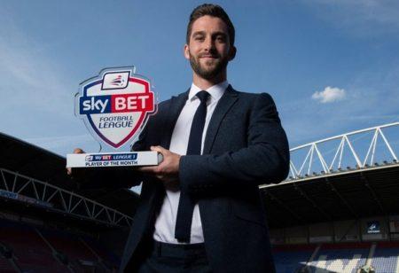Will Grigg - FOTO: sito ufficiale Wigan FC