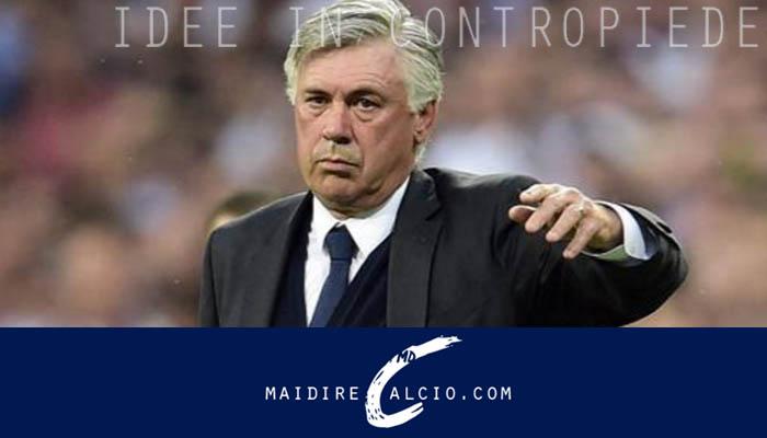 Carlo Ancelotti al Corriere dello Sport