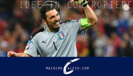 Gianluigi Buffon, Italia Euro 2016