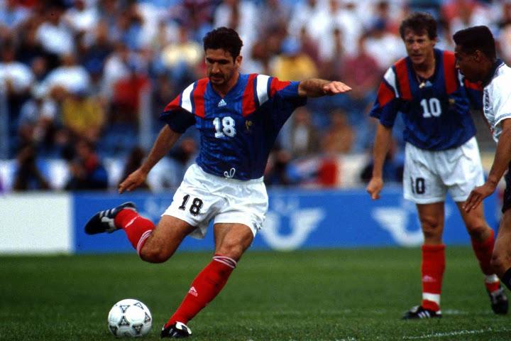 Cantona, Francia ad Euro '92
