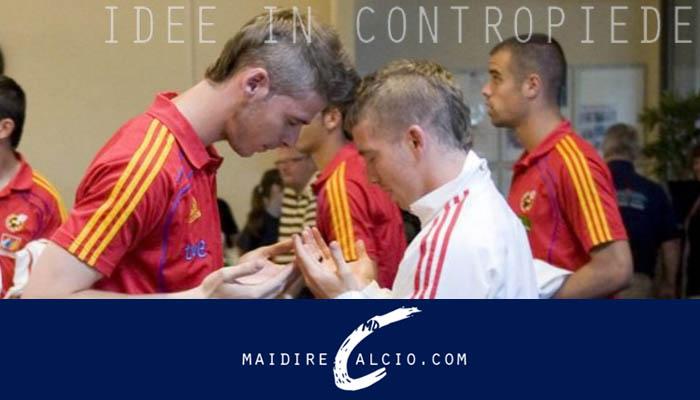 De Gea e Muniain con la Sub21 spagnola