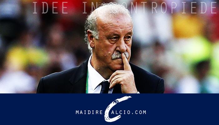 Spagna, arrivano le dimissioni di Del Bosque!