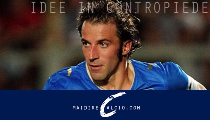 """Del Piero ci crede: """"Nessuna crisi, Conte punta su di un gruppo e non sui singoli"""""""