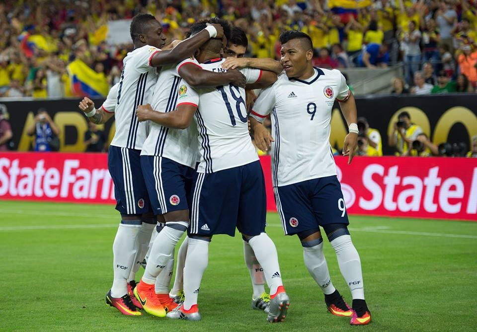 Colombia-Costa Rica