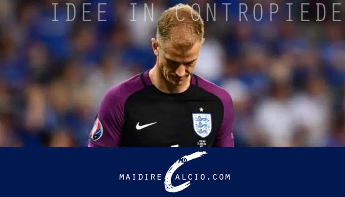 Joe Hart - Inghilterra, Euro 2016
