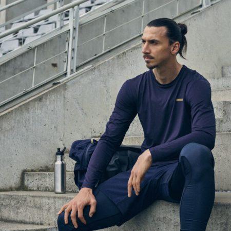 Zlatan Ibrahimovic - FOTO @ZlatanIrahimovic Official Facebook