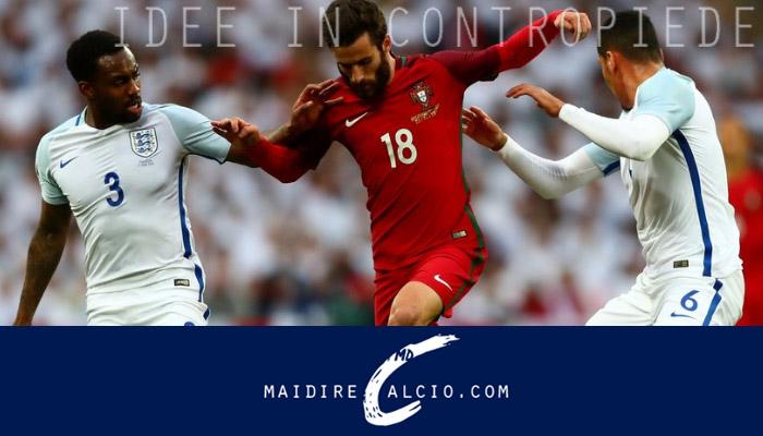Inghilterra-Portogallo, amichevole di lusso prima di Euro 2016