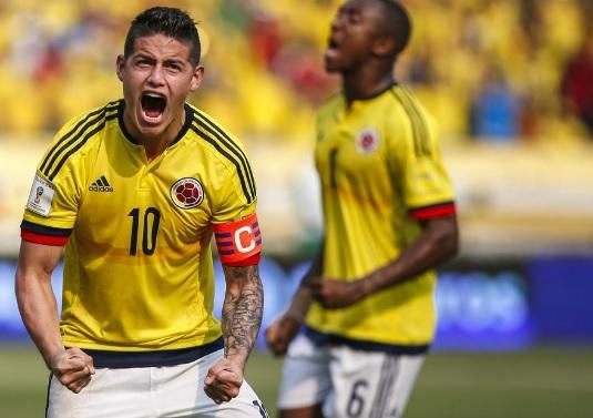 Colombia-Costa Rica, le probabili formazioni