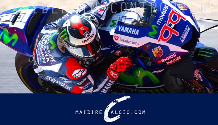 Jorge Lorenzo, Campione del Mondo di MotoGp con la Yamaha