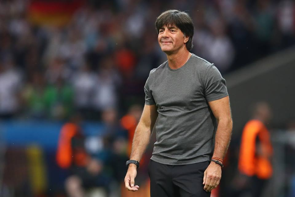 Loew (Foto: Facebook ufficiale Germany Football Team - Die Mannschaft)