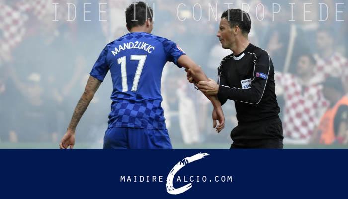 Mario Mandzukic - Croazia a Uefa Uero 2016