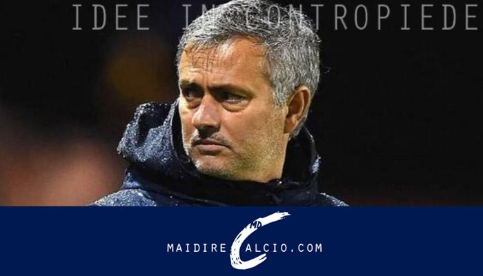 José Mourinho contro Eva Carneiro