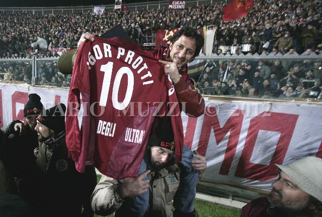 Protti torna a casa, sarà il club manager del Livorno