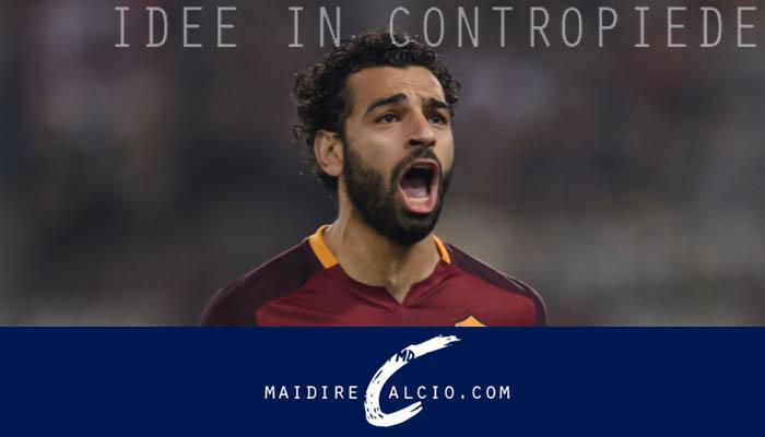 Mohamed Salah, Roma