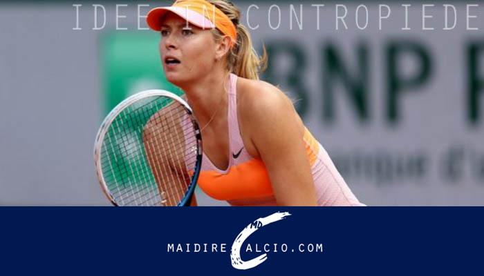 Tennis, che stangata per la Sharapova! 2 anni di squalifica