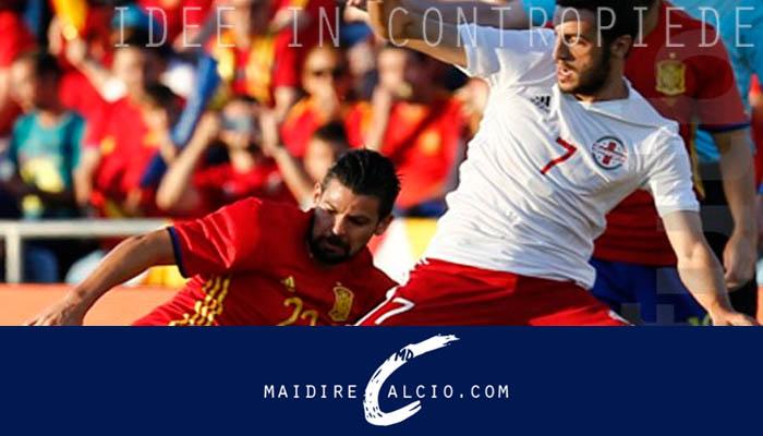 Spagna-Georgia, amichevole internazionale