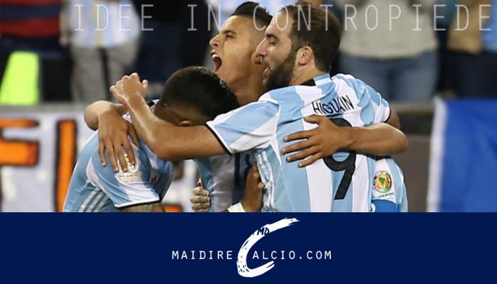 Le probabili formazioni di Usa-Argentina