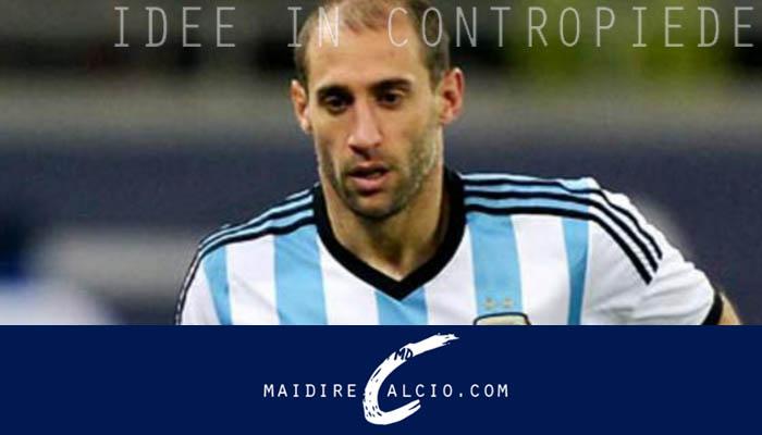 Pablo Zabaleta, Argentina - Copa America