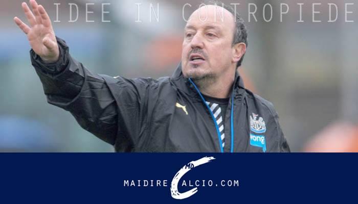 Rafa Benitez, Newcastle - Champioship