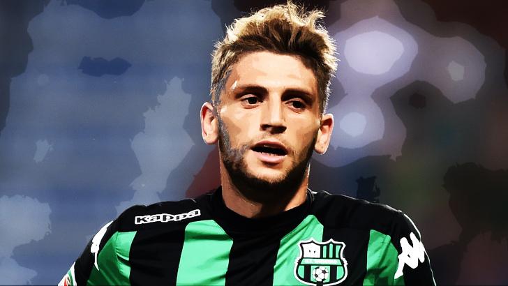 Domenico Berardi, Sassuolo - FRonte: Serie A Twitter