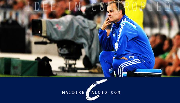 Marcelo Bielsa, Lazio - Serie A