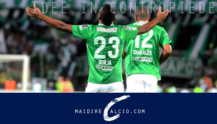 Copa Libertadores - Atletic Nacional, Borja