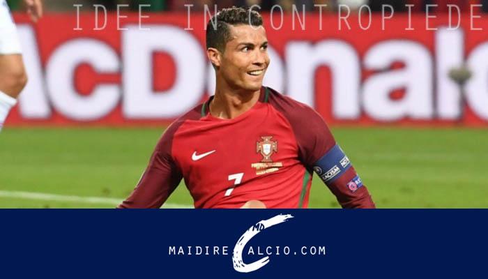 Cristiano Ronaldo - Portogallo-Galles, Euro 2016
