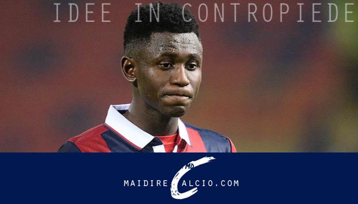 Amadou Diawara, Bologna Serie A