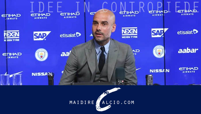 Josep Guardiola - Manchester City, Premier League