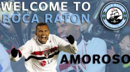 Fonte: Twitter ufficiale Boca Raton