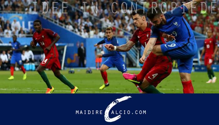 Portogallo-Francia, finale di Euro 2016