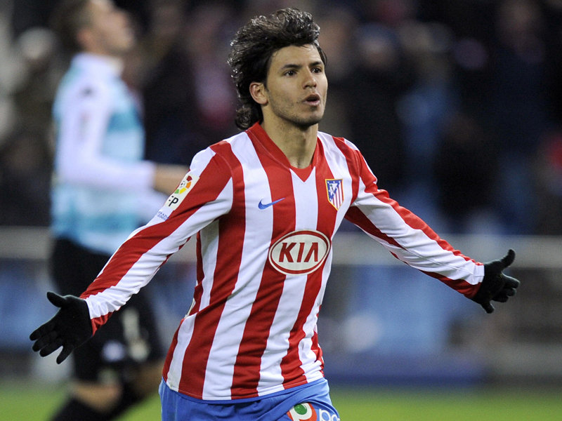 aguero atletico madrid