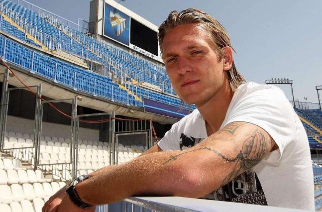 Pacchi dall'Estero: Kris Stadsgaard, il fotomodello mancato della Reggina