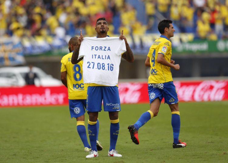 Fonte foto: Twitter Oficial de Unión Deportiva Las Palmas