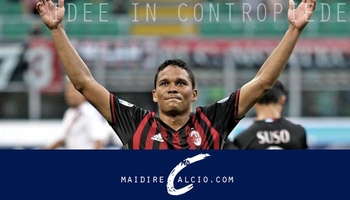 Carlos Bacca, Milan-Torino - Serie A
