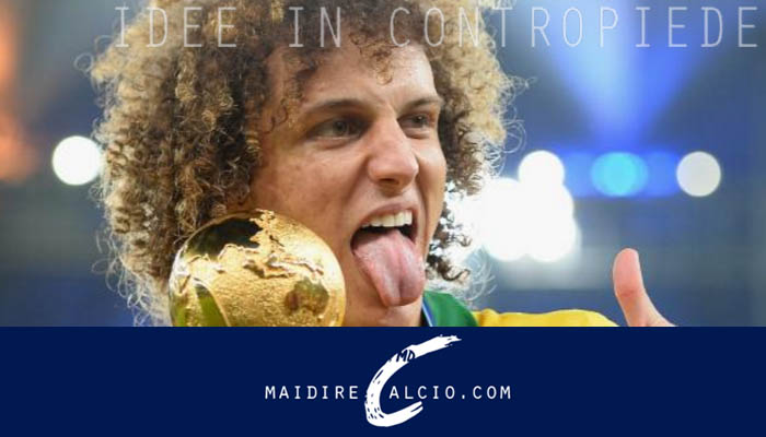 David Luiz, Chelsea - Premier League