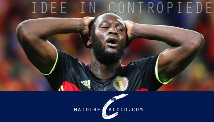 Romelu Lukaku, Belgio - Euro 2016