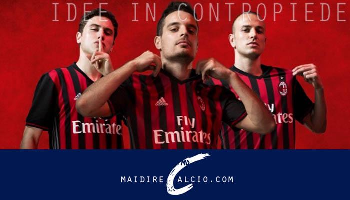 Jack Bonaventura, simbolo del Milan 2016/17 - Trofeo Tim